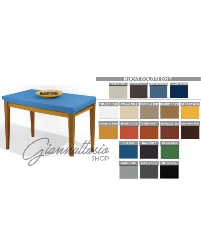 "Genius 4D - Table cover, chair cover, Chair cover - Solid colors ""Color"""