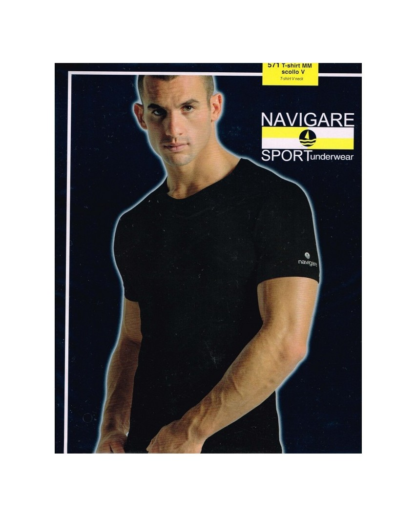 Navigare Crew neck short sleeve t-shirt 570