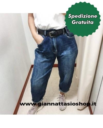 Jeans modello slouchy