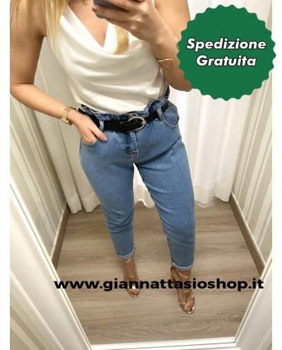 jeans caramella