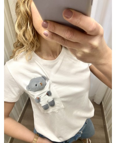 T-shirt orsacchiotto