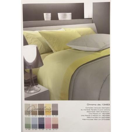 Chromo dis. 13463 sheet printed on soft flannel