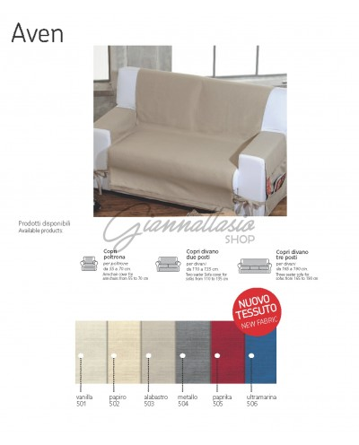 Genius 4D - Aven Sofa Cover, Armchair, Two seater, Three seater