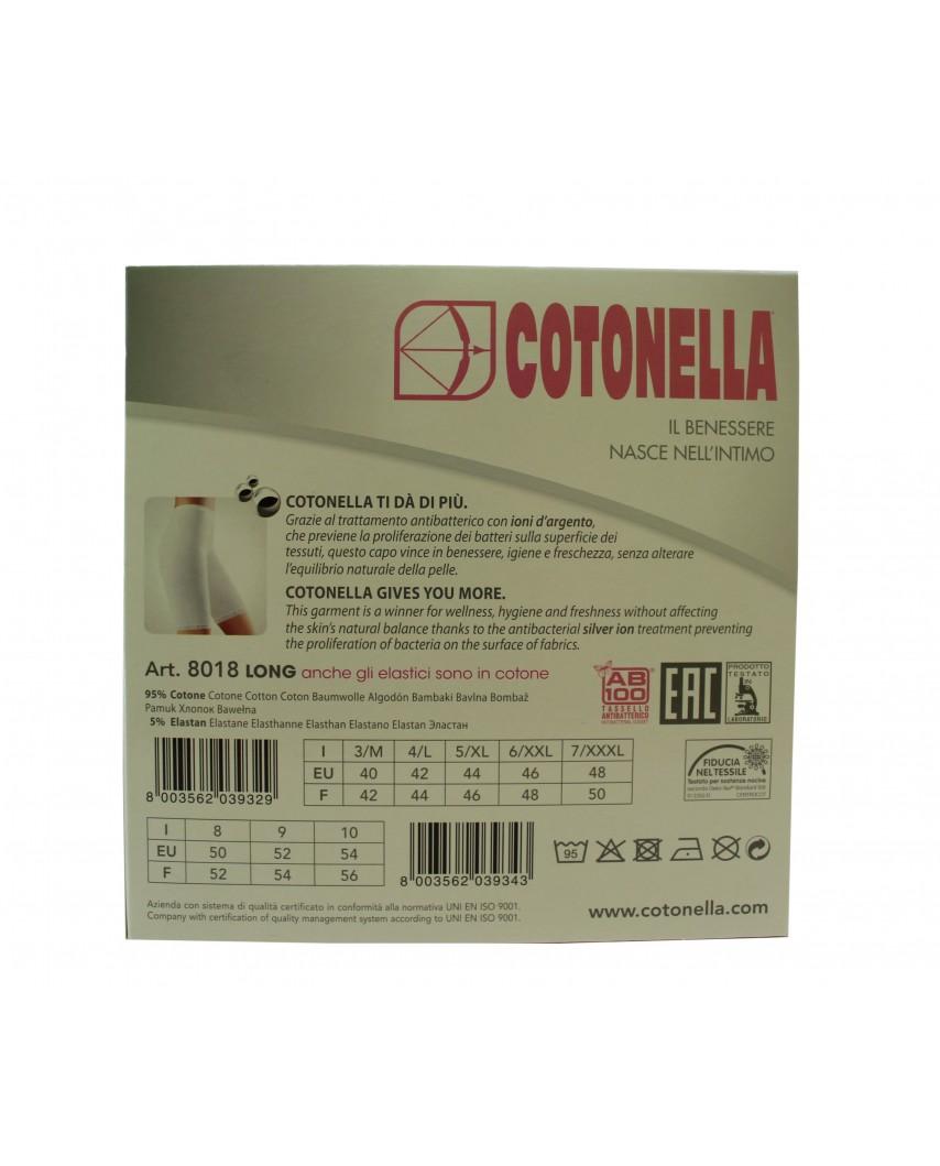 Cotonella Briefs with leg