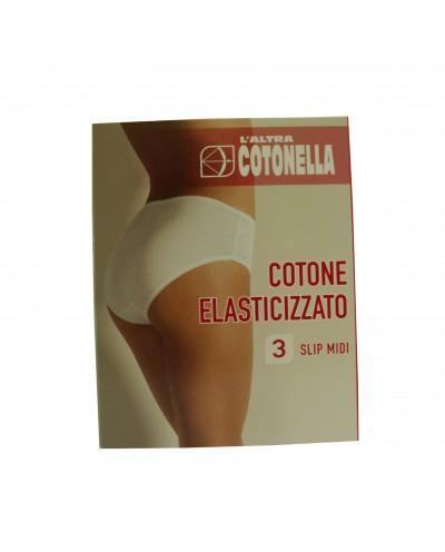 Cotonella Slip elasticizzato