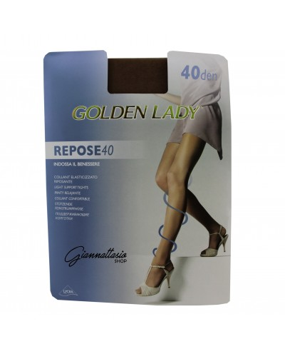 Collant riposante Golden Lady 40 den