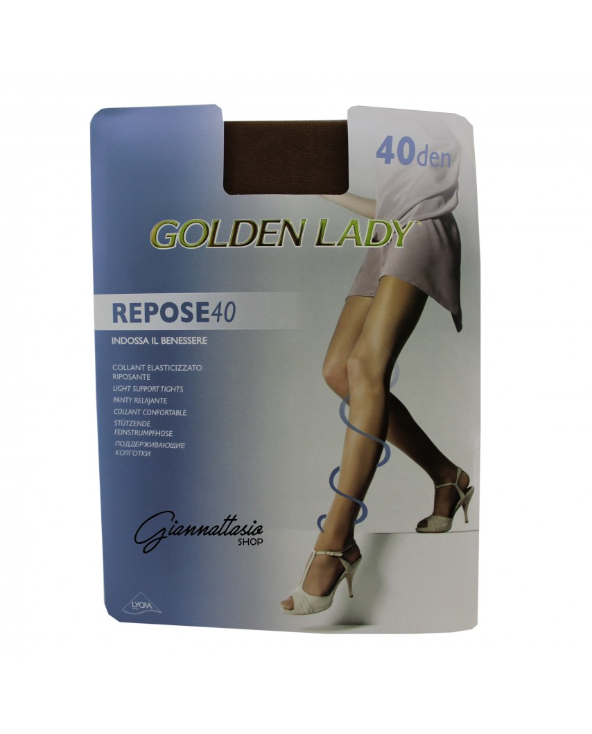 Relaxing pantyhose Golden Lady 40 den