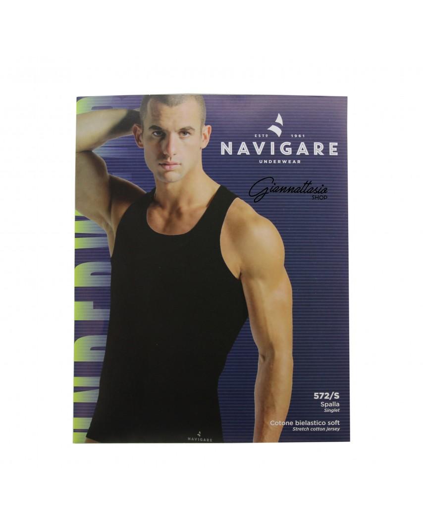 Navigare Wide shoulder T-shirt