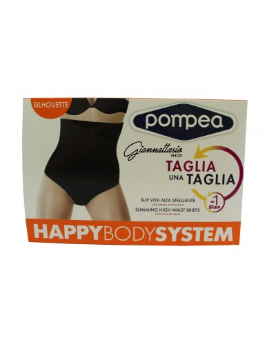 Pompea high waist briefs High waist slimming briefs