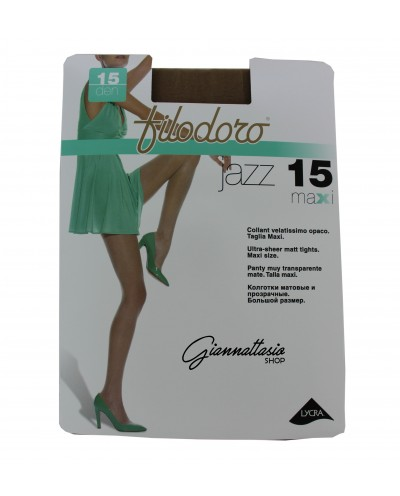 Collant filo d'oro Jazz 15 Maxi