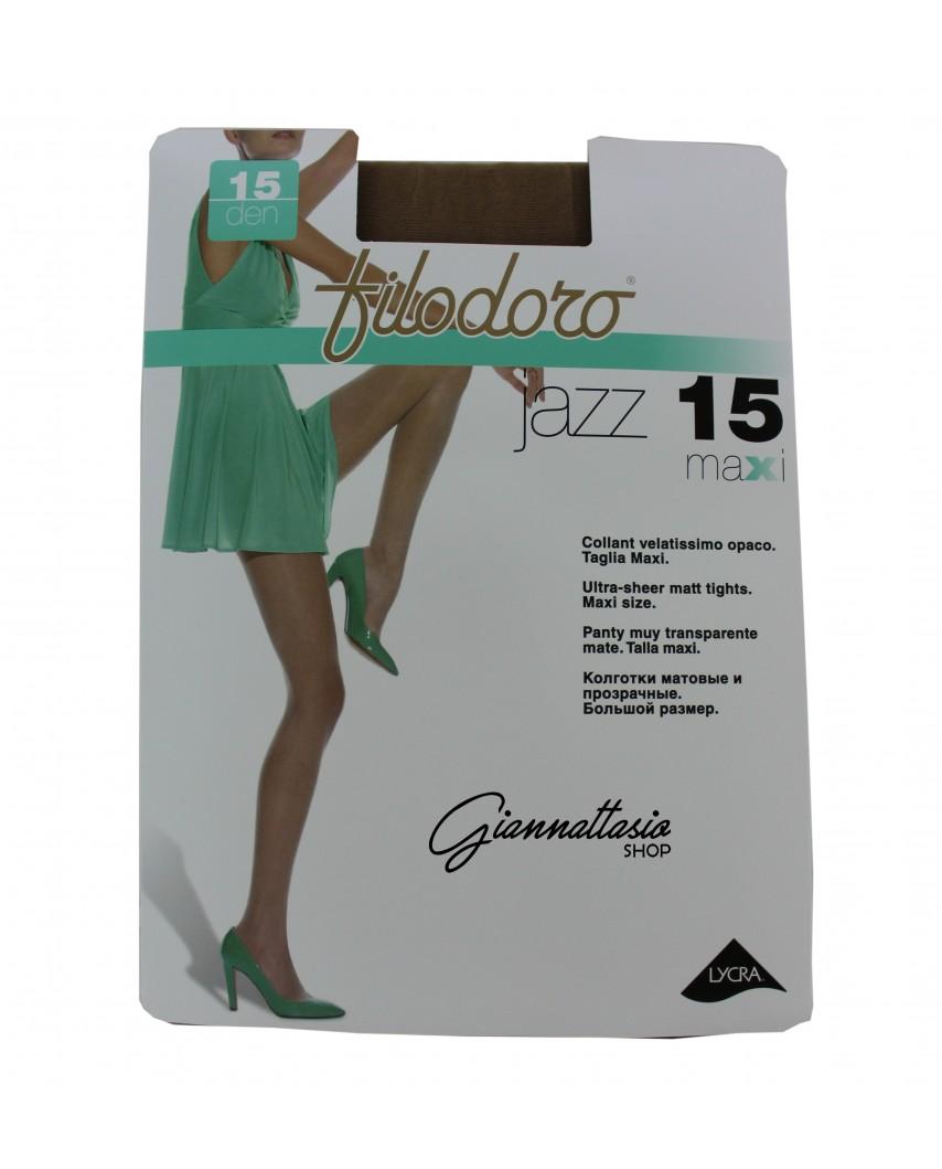 Collant filo d'oro Jazz 15 Maxi