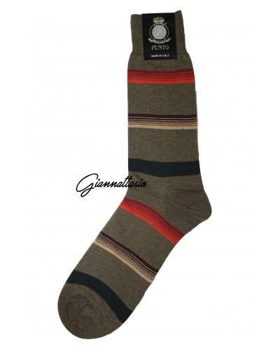 Short man sock Punto 25