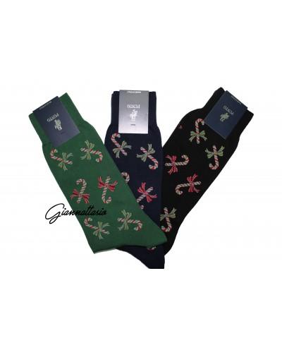 Short man sock Punto 27