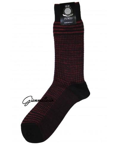 Short man sock Punto 28