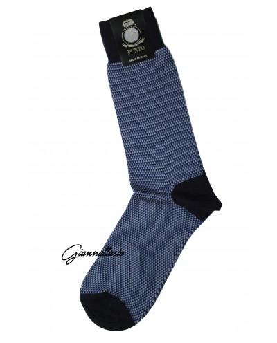 Short man sock Punto 30